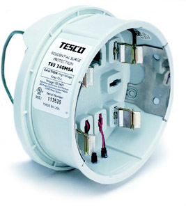 Meter Based Surge Protector