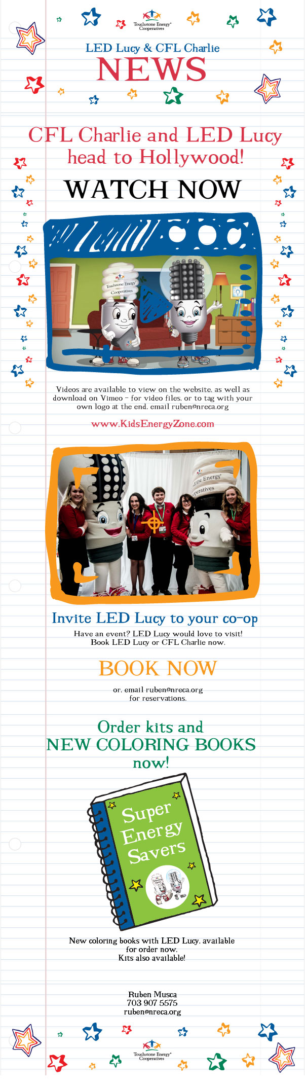 LED-Lucy-And-CFL-Charlie