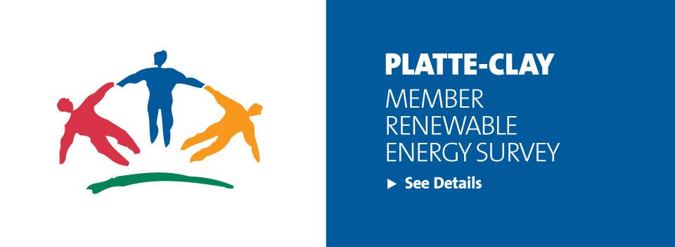 PCEC RenewableEnergySurvey Platte Clay Renewable Energy Survey   PCEC
