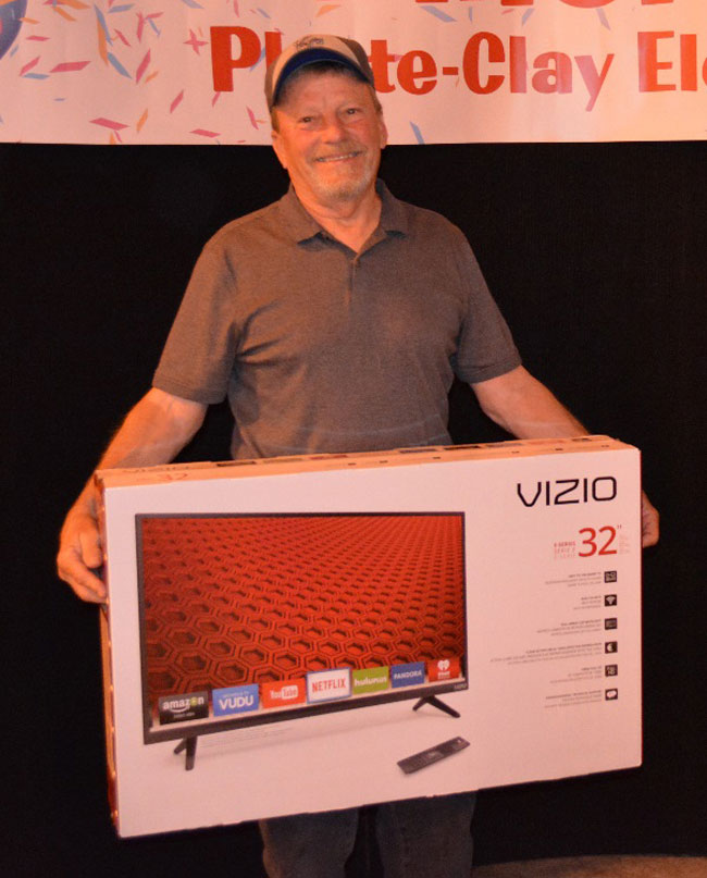 Booth Prize Winner Kenneth Fair