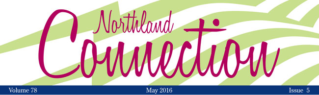 Platte-Clay Northland Connection Newsletter May 2016