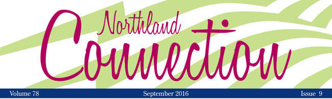 Platte-Clay Northland Connection Newsletter September 2016