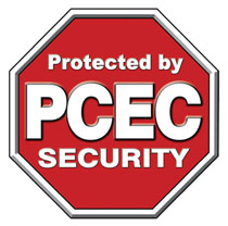 PCEC Security Logo