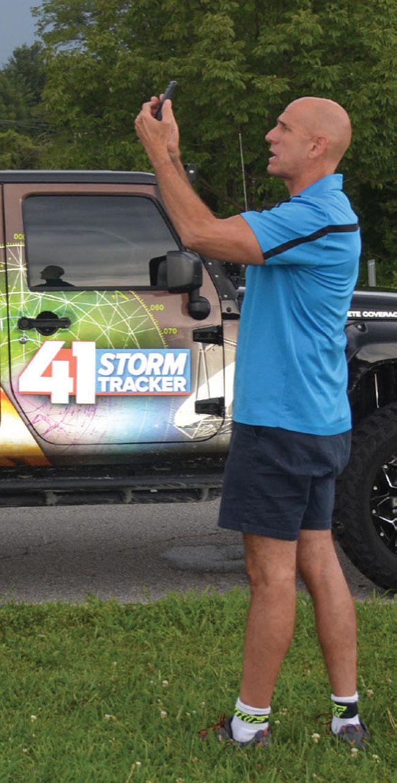 41 Storm Tracker