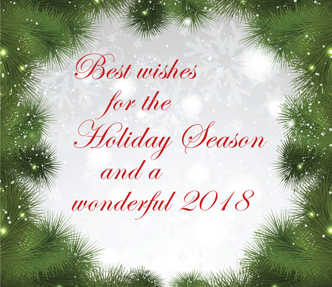 Best Wishes For Holiday Season