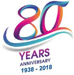 80 Year Anniversary 2018