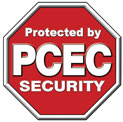 PCEC Security Logo