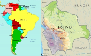 Brazil And Bolivia Map » Platte-Clay Electric Cooperative
