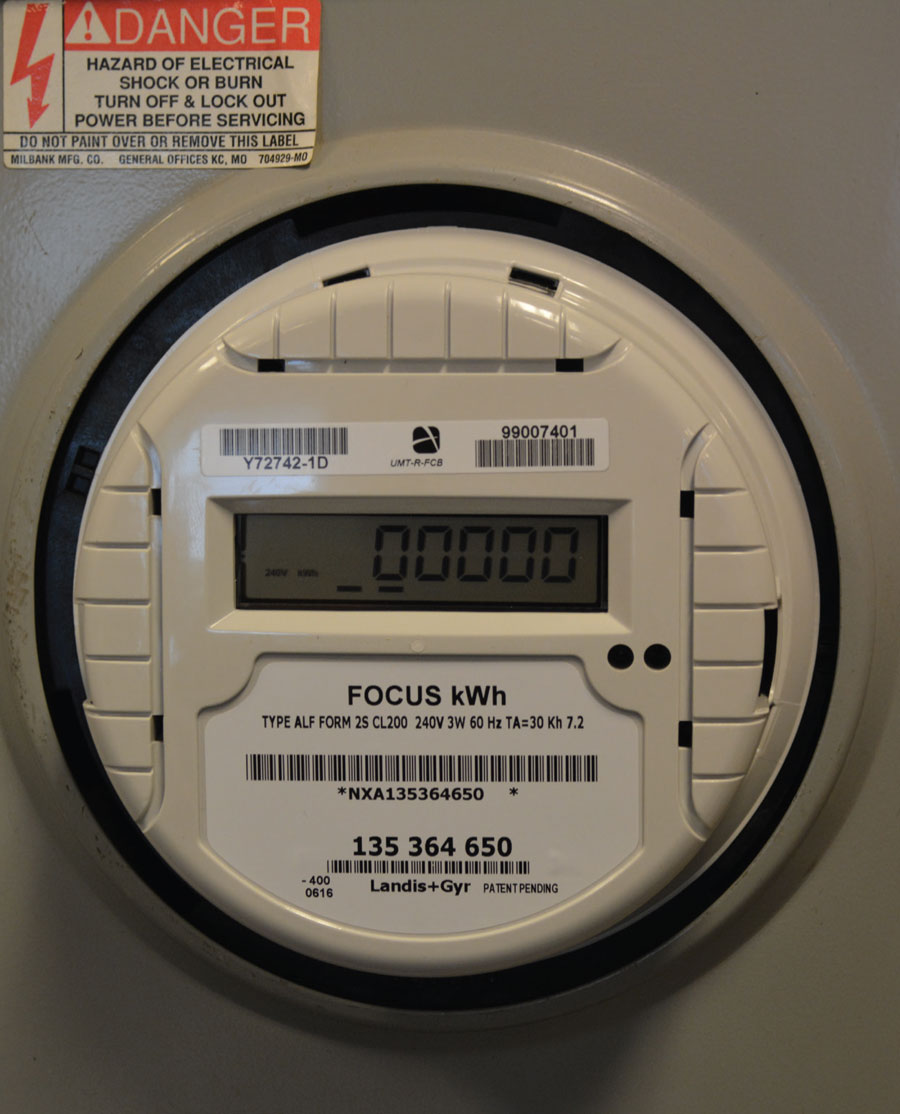 Electric Meter » Platte-Clay Electric Cooperative
