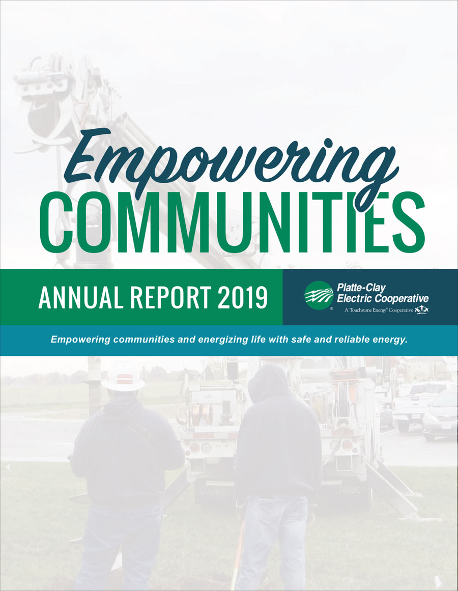 Annual Report » Platte-Clay Electric Cooperative